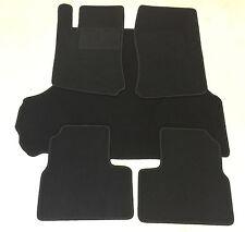 Fußmatten Kofferraumtepich Set für Opel Vectra B Lim. schwarz 5tlg 1995-02 Neu
