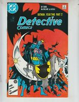 Detective 576 F+ (6.5) 7/87 Batman, Year Two, Part Two. McFarlane cover and art!