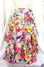Ralph Lauren Floral Tiered Skirt NWT 22W