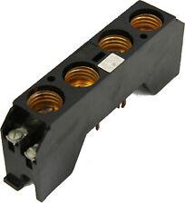 Federal Pacific 301P4 Plug Fuse Holder 60A 125/250V