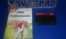 Golfamania [PAL] - Sega Master System