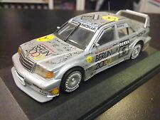 Minichamps Mercedes Benz 190 E Evo 2 DTM 1992 1:43 #6 Keke Rosberg (FIN)