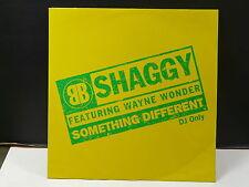 "MAXI 12"" Promo SHAGGY feat WAYNE WONDER Something different de8129"