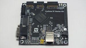 Altera FPGA Development Board CycloneIV EP4CE15 SDRAM Starter Kit