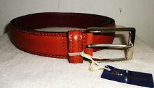 Cintura in pelle classica mis. 105 marrone ANDERSON'S