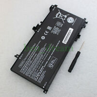 TE03XL Battery for HP Pavilion 15 UHD 15-BC000 OMEN 15-AX000 Series 849910-850