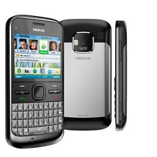 NOKIA E5 BLACK ! 3G ! 5MP CAMERA ! WIFI ! FM ! GPS ! 2.4 INCH ! SINGLE SIM