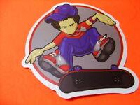 SKATEBOARD FLIP Sticker/ Decal Bumper Stickers Actual Pattern NEW