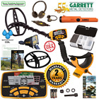 Garrett Ace 400 Metal Detector Special w/ Pro Pointer AT, Book, Keeper Finds Box
