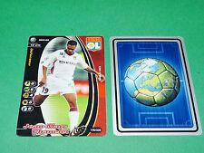 FOOTBALL CARD WIZARDS 2001-2002 CHANELET GERLAND OLYMPIQUE LYON OL PANINI