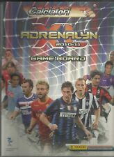 Adrenalyn Calciatori 2010-11 album + set completo  280 Cards perfette ED. PANINI