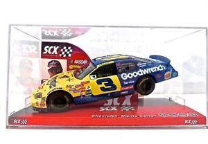 SCX 1/32 scale slot car Dale Earnhardt Wrangler/Goodwrench #3 Chevrolet     (3)