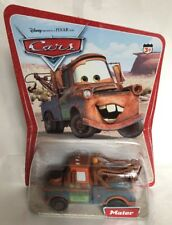 "Disney Pixar Film Cars ""Mater"" Collectible Toy  ""NEW"""