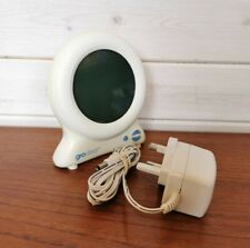 The Gro Company Groclock Sleep Trainer - White with power cable, fully working