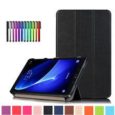 Para Tablet Samsung Galaxy Tab Magnética Inteligente Funda de cuero PU con soporte para Folio