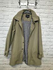 """Dannimac beige rain coat size 40""""/42"""""""