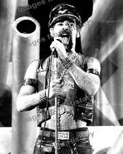 8x10 Print Glenn Hughes The Village People 1980 #GHVP