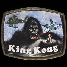 King Kong Película Simio 1933/1976 Rko Coleccionable Sci-Fi 70s Vintage Hebilla