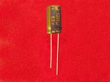Capacitors Electrolytic Radial 1200uf 6.3v/volt Panasonic (Quantity 1)