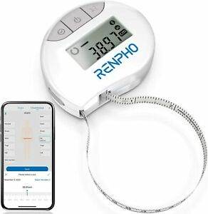 Smart Tape Measure Body with App - RENPHO Bluetooth Measuring Tapes for Body Mea