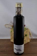 Bourbon Vanille Vanilleschoten Extrakt ohne Alkohol ! 250ml Flasche