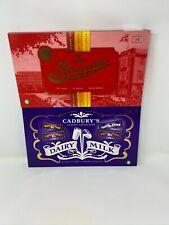 Cadbury Dairy Milk Retro & Cadbury Bournville Chocolate Box Christmas Collection