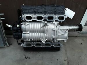 ✔️ 14-19 LAND ROVER RANGE ROVER SPORT SVR 5.0L V8 ENGINE SUPERCHARGER LR088996
