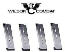 4-Pack Wilson Combat - .45 ACP Full-Size 1911 Magazine - 8-Round - 47D