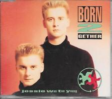 BORN 2 GETHER - Jessie was too young CDM 3TR Synth-Pop 1990 Germany