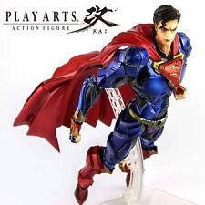 SUPERMAN SQUARE ENIX VARIANT PLAY ARTS KAI DC COMICS ACTION FIGURES KIDS BOY TOY