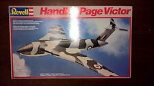 REVELL 1/96 4332 HANDLEY PAGE VICTOR Model Plane New Old Stock.
