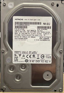 Hitachi 3TB 3.5 inch Hard Drive HDD 7200 RPM