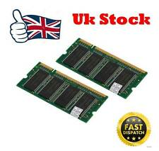 1GIG 2 X 512 MB di RAM MEMORIA HP COMPAQ NX9005