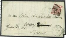 R106 1873 Malmesbury Special 3d Rate Notice of Objection/Stroud