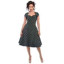 Any Occasion Spotted Dresses A-Line