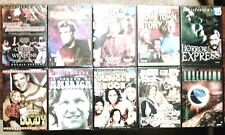 Nine (9 Pack) Assorted NEW DVD (Lot 43=9 Movies in Slim Cases) Plays ALL Region