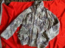 Rare Egyptian Army vintage 1980's M65 style desert camo Camouflage jacket