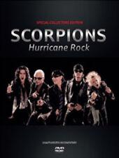 Scorpions: Hurricane Rock DVD (2015) Scorpions ***NEW***