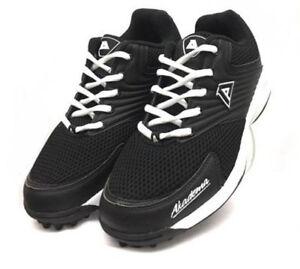 Akadema Zero Gravity Baseball Turf Shoe - Black, Boys/Mens Size 6.5