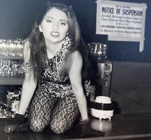Torie Tyson 1980s Hollywood Hair Metal /  Glam Rock / Hard Rock Demo Tape