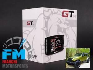 Bully Dog GT #40417 Tuner Programmer for 2007 - 2011 Jeep Wrangler JK 3.8 engine