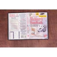 Machinery's Handbook by Erik Oberg and Franklin Jones (2008)(CD-ROM)