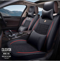 Universal Luxury Deluxe Edition Full Seat Car Seat Cover Cushion Pad 6D Surround