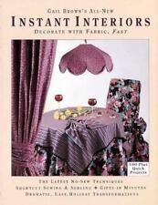 Instant Interiors, Keeney, Bobbie, Brown, Gail, 0932086330, Book, Good