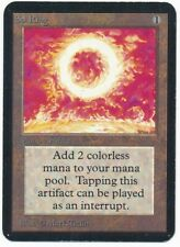 Alpha Sol Ring  MTG Magic The Gathering