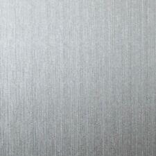 Silver Foil Metallic Wallpaper Plain Texture Vinyl Shiny Shimmer Arthouse Gianni