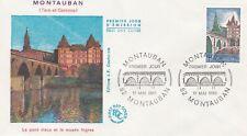 Francia 1980 FDC Montauban yt 2083