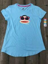 NWT Paul Frank Julius Women's Sleepshirt  sleeve Tee T-shirt