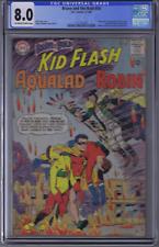Brave and the Bold #54 DC 1964 CGC 8.0 (VERY FINE) 1st app./Origin Teen Titans