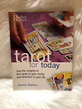 Reader's Digest Tarot For Today Joanna Watters Rare Witchcraft Wicca Pagan Magic